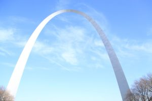St. Louis, places, location